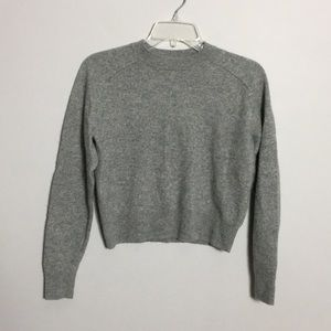 🔥Babaton • The Group Gray Cashmere Sweater
